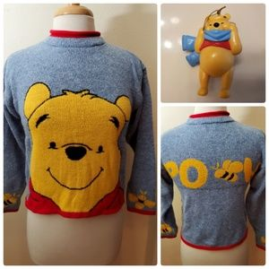 Disney Youth Winnie The Pooh Sweater & Ornament